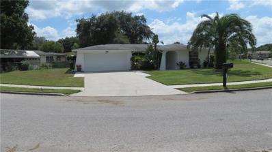 3220 Custer Drive, Holiday, FL 34690 - MLS#: W7805479