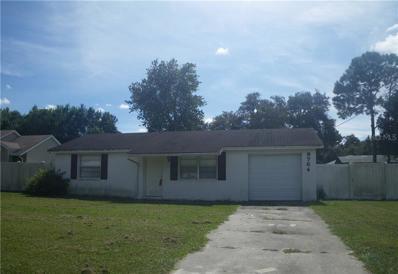 9784 Horizon Drive, Spring Hill, FL 34608 - MLS#: W7805673