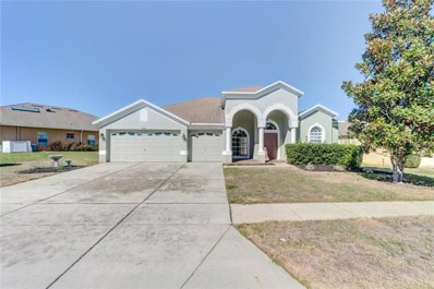 3809 Braemere Drive, Spring Hill, FL 34609 - MLS#: W7805729