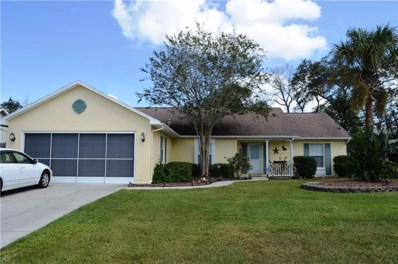 3567 Dothan Avenue, Spring Hill, FL 34609 - MLS#: W7805857