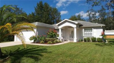 10351 Musa Road, Spring Hill, FL 34608 - MLS#: W7805942
