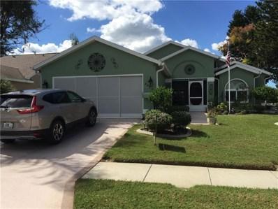 4433 Northampton Drive, New Port Richey, FL 34653 - MLS#: W7805957