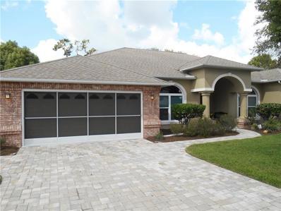 10314 Audie Brook Drive, Spring Hill, FL 34608 - MLS#: W7806010