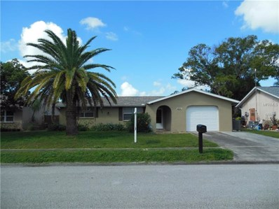 4251 Chipmunk Drive, New Port Richey, FL 34653 - MLS#: W7806015