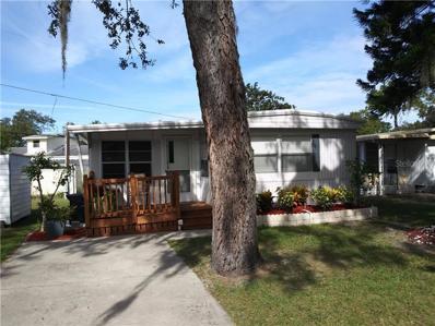 815 Elkan Drive, Tarpon Springs, FL 34689 - MLS#: W7806249