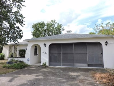 12185 Lamont Drive, Spring Hill, FL 34608 - MLS#: W7806259
