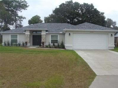 10424 Gifford Drive, Spring Hill, FL 34608 - MLS#: W7806264