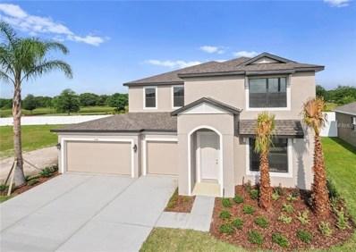 14122 Poke Ridge Drive, Riverview, FL 33579 - MLS#: W7806275
