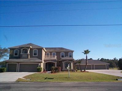 8352 Woodleaf Boulevard, Wesley Chapel, FL 33544 - MLS#: W7806285