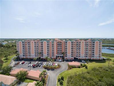 4516 Seagull Drive UNIT 807, New Port Richey, FL 34652 - MLS#: W7806289