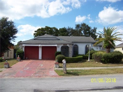 8112 Golden Bear Loop, Port Richey, FL 34668 - MLS#: W7806466