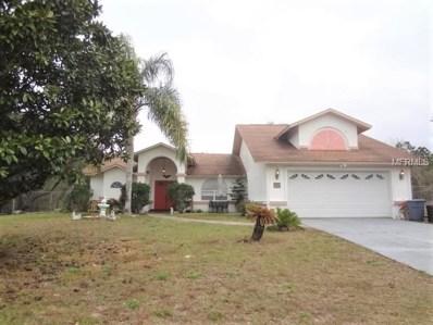 18102 Sand Pine Drive, Spring Hill, FL 34610 - #: W7806490