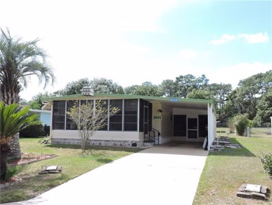 8029 Fairlane Avenue, Brooksville, FL 34613 - MLS#: W7806495