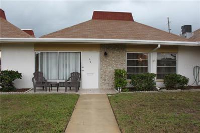 4345 Tahitian Gardens Circle UNIT D, Holiday, FL 34691 - MLS#: W7806520