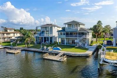 3347 Mangrove Drive, Hernando Beach, FL 34607 - MLS#: W7806632