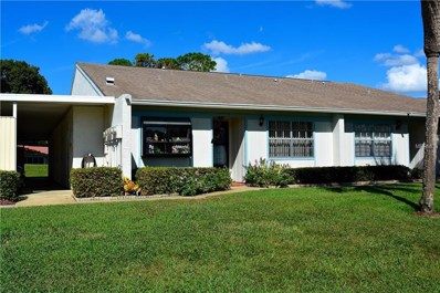 8111 Braddock Circle UNIT 1, Port Richey, FL 34668 - MLS#: W7806678