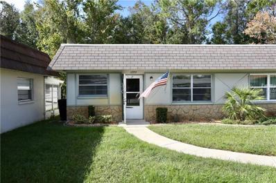 11909 Bayonet Lane UNIT A, New Port Richey, FL 34654 - MLS#: W7806697