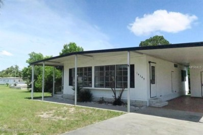 14349 Midfield Street, Brooksville, FL 34613 - MLS#: W7806712