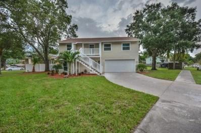 921 Lynnlea Lane, Tarpon Springs, FL 34689 - MLS#: W7806745