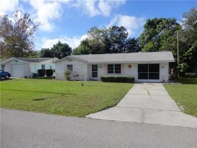 4117 Redwing Drive, Spring Hill, FL 34606 - MLS#: W7806888