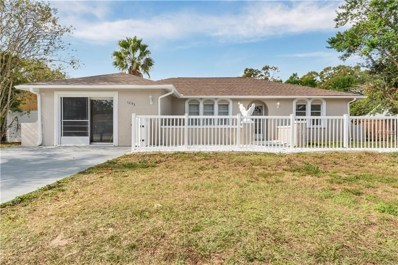 1293 Deltona Boulevard, Spring Hill, FL 34606 - MLS#: W7806918