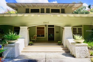 5407 N Branch Avenue, Tampa, FL 33604 - MLS#: W7806932
