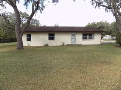 16223 Pointview Road, Brooksville, FL 34601 - MLS#: W7806960