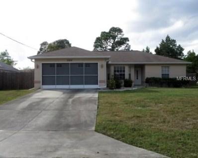3329 Morven Drive, Spring Hill, FL 34609 - MLS#: W7806986
