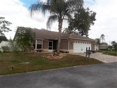 10929 Freemont Drive, New Port Richey, FL 34654 - MLS#: W7807044