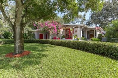 1007 Palm Terrace Drive, Clearwater, FL 33755 - MLS#: W7807145