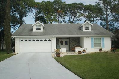 2352 Palm Springs Court, Spring Hill, FL 34606 - MLS#: W7807164