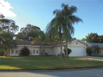 4672 Dewey Drive, New Port Richey, FL 34652 - MLS#: W7807239