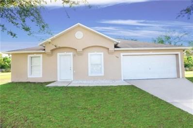 100 San Benito Way, Kissimmee, FL 34758 - MLS#: W7807314