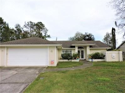 3424 Dow Lane, Spring Hill, FL 34609 - MLS#: W7807342