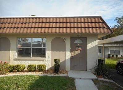 11812 Carissa Lane UNIT 11812, New Port Richey, FL 34654 - MLS#: W7807350