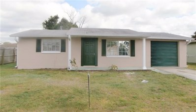 9120 Hermitage Lane, Port Richey, FL 34668 - MLS#: W7807374