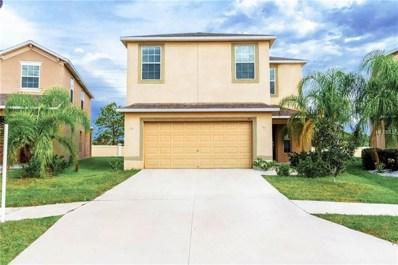 1815 Harbour Blue Street, Ruskin, FL 33570 - MLS#: W7807406