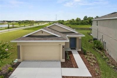 14410 Haddon Mist Drive, Wimauma, FL 33598 - MLS#: W7807424