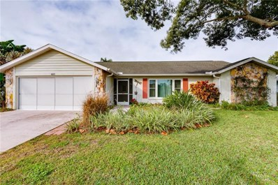 4327 Grandwood Lane, New Port Richey, FL 34653 - MLS#: W7807492