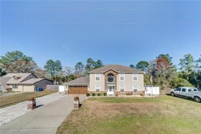 4606 Gondolier Road, Spring Hill, FL 34609 - MLS#: W7807517
