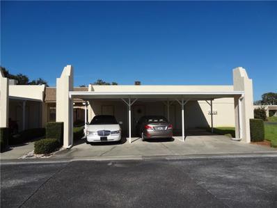 11211 Carriage Hill Drive UNIT 6, Port Richey, FL 34668 - MLS#: W7807559