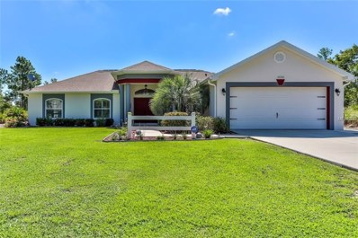 18328 Maberly Road, Weeki Wachee, FL 34614 - MLS#: W7807613