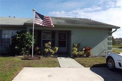 2848 Wainwright Court, New Port Richey, FL 34655 - MLS#: W7807736