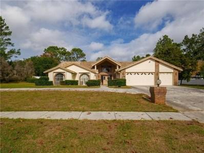 13473 Bruni Drive, Spring Hill, FL 34609 - MLS#: W7808068