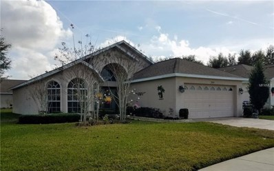 384 Barrington Court, Spring Hill, FL 34609 - #: W7808078