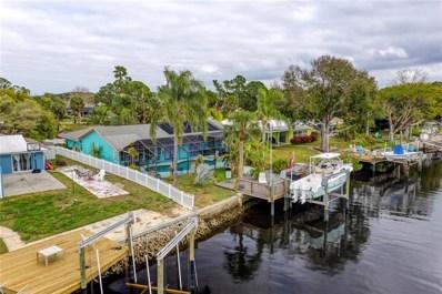 8119 Channel Drive, Port Richey, FL 34668 - MLS#: W7808270