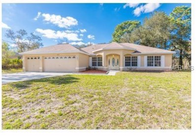 12047 Lark Sparrow Road, Brooksville, FL 34614 - MLS#: W7808366