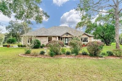 5575 Fairway Drive, Ridge Manor, FL 33523 - MLS#: W7808372