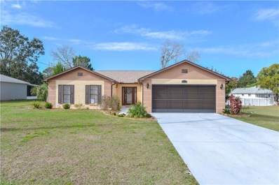 8557 Belmont Road, Spring Hill, FL 34606 - #: W7808560