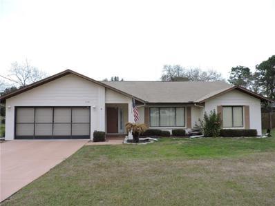 11139 Cranston Street, Spring Hill, FL 34608 - MLS#: W7808601